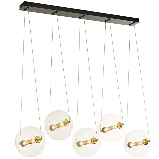 Otto Sphere Multi Light Pendant  by Hubbardton Forge