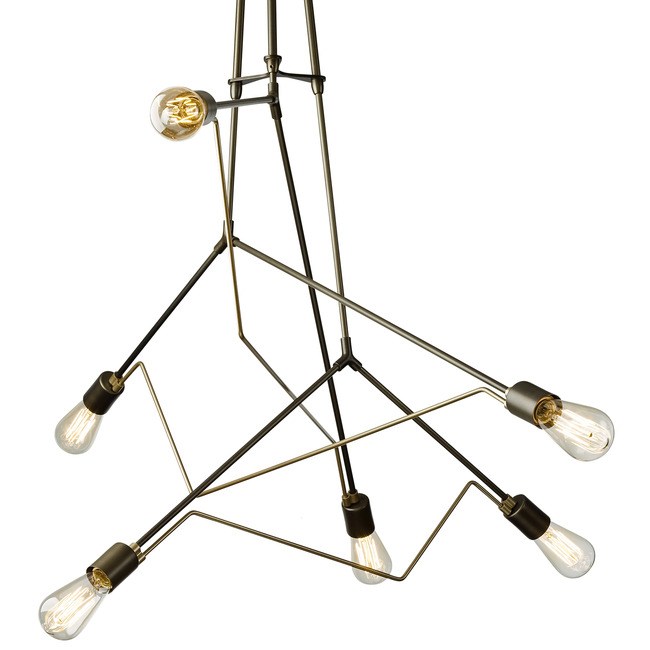 Divergence Pendant  by Hubbardton Forge