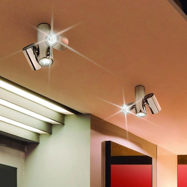 Kron 3 Light Ceiling Spot  by Lightology Collection