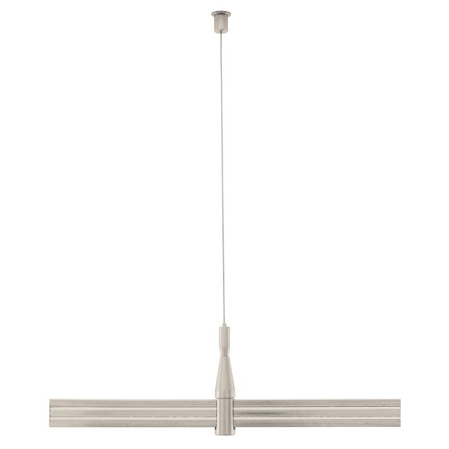 Monorail 2-Circuit Adjustable Standoff  by PureEdge Lighting