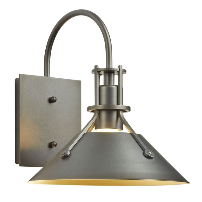 Henry Outdoor Wall Sconce  by Hubbardton Forge