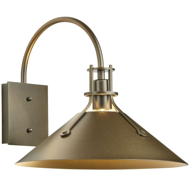 Henry Outdoor Wall Light  by Hubbardton Forge