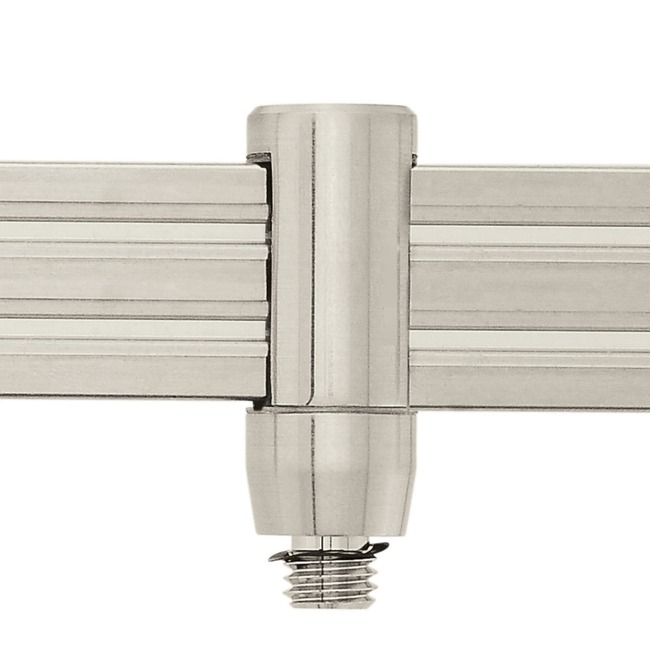 Monorail 2-Circuit FJ Fixture Connector by PureEdge Lighting | m2c-fj-sn