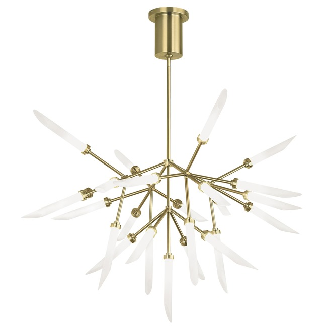 Spur Chandelier  by Tech Lighting
