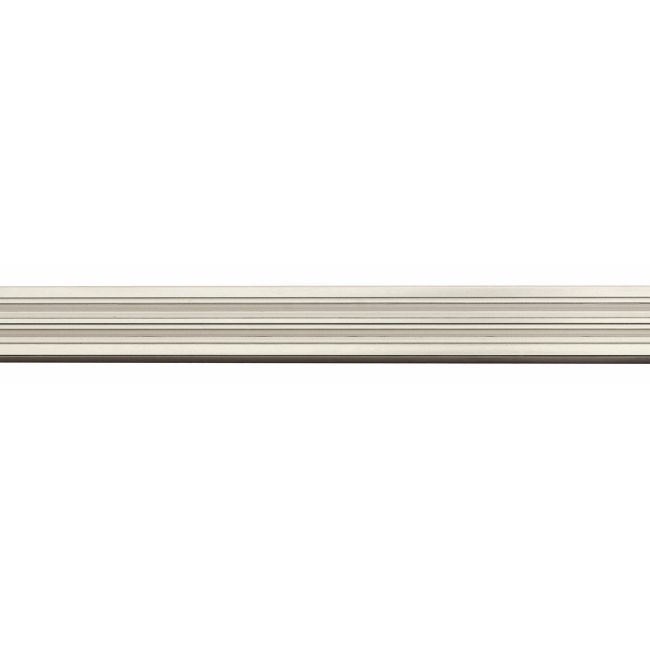 Monorail 2-Circuit Straight Rail by PureEdge Lighting   M2-24-PN
