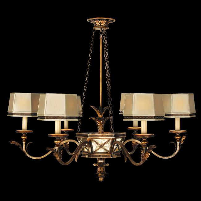 Newport Chandelier  by Fine Art Handcrafted Lighting