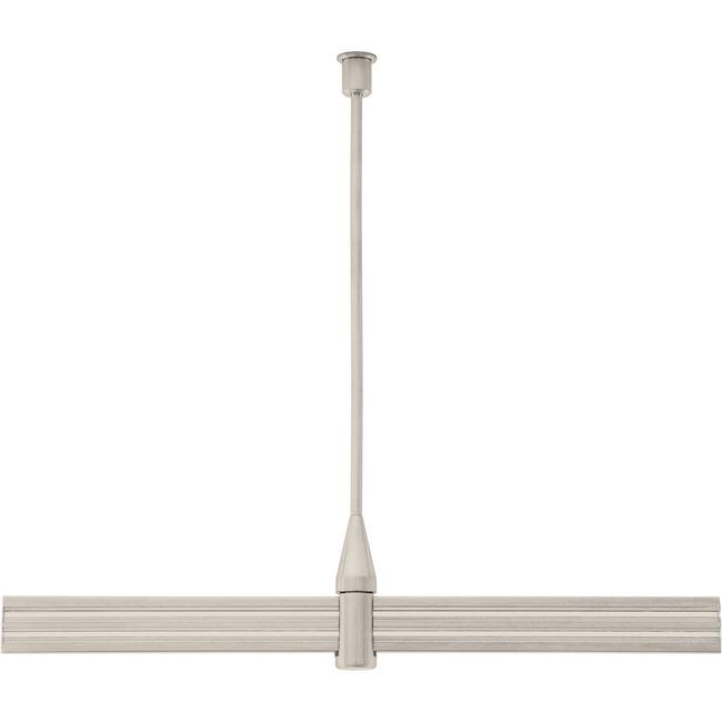 Monorail 2-Circuit Rigid Standoff  by PureEdge Lighting