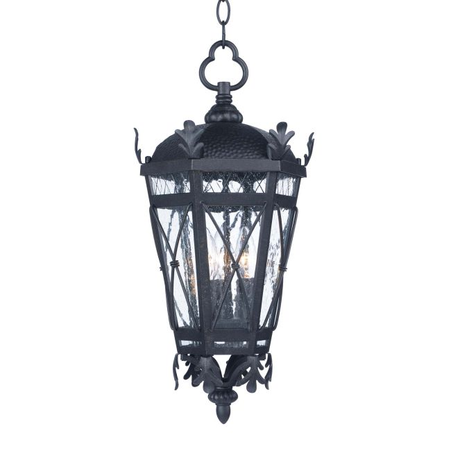 Canterbury DC Outdoor Pendant  by Maxim Lighting