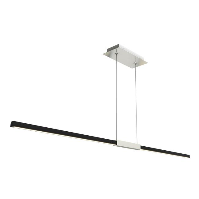 Tie Stix Metal Center Feed Suspension  by PureEdge Lighting
