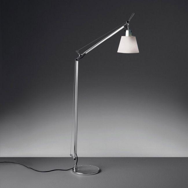 Tolomeo Shade Reading Floor Lamp by Artemide | TLS0102