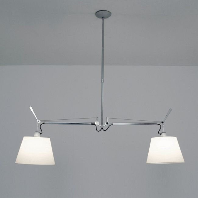 Tolomeo Double Shade Suspension  by Artemide