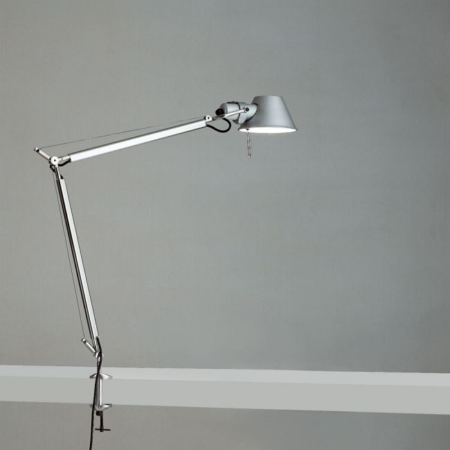 Tolomeo Classic Desk Lamp with Clamp by Artemide | TOL0015
