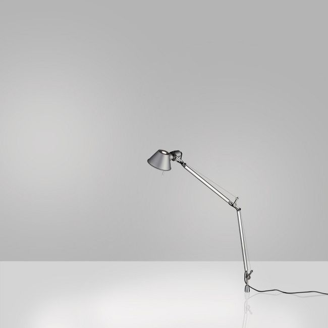 Tolomeo Mini Desk Lamp with In Set Pivot  by Artemide