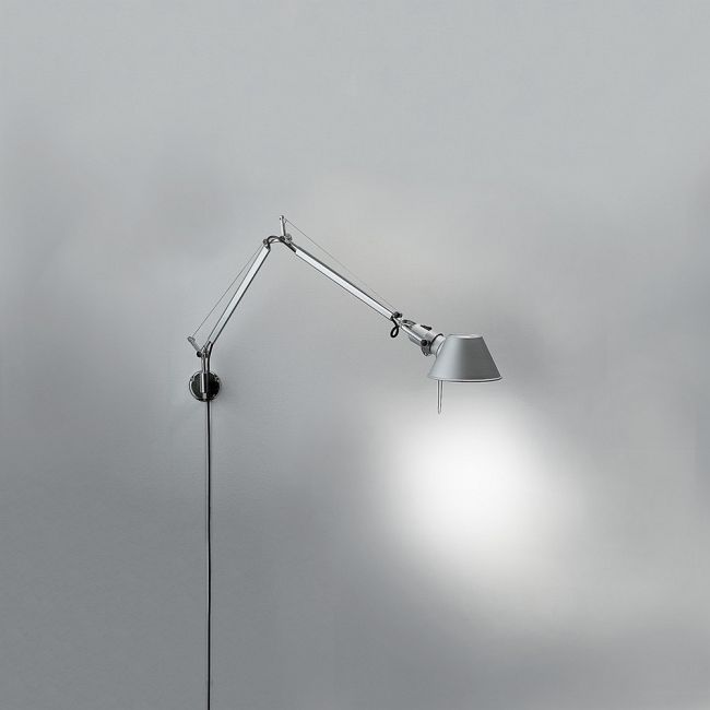Tolomeo Micro Plug In Wall Light  by Artemide | TOL1140