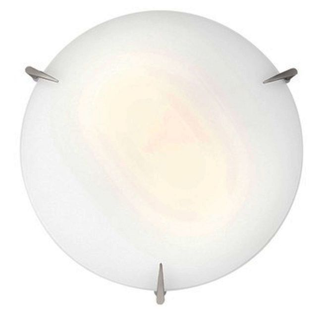 Zenon Ceiling Light Fixture by Access | 20661-BS/OPL