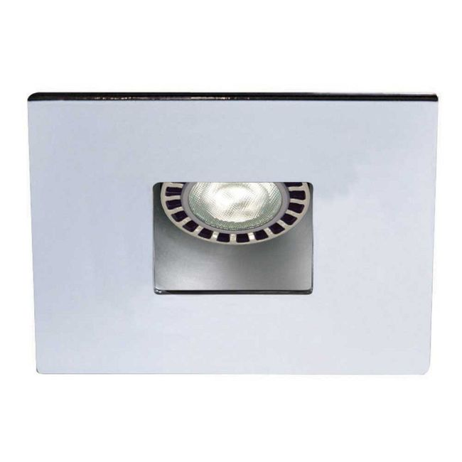 Low Voltage 3.5IN SQ Deep Regressed Downlight Trim  by Contrast Lighting