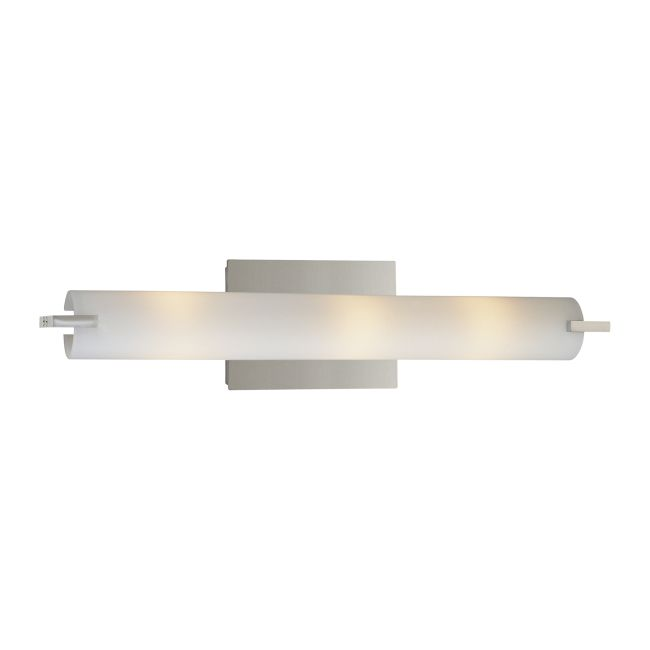 Tube Bathroom Vanity Light by George Kovacs | p5044-077
