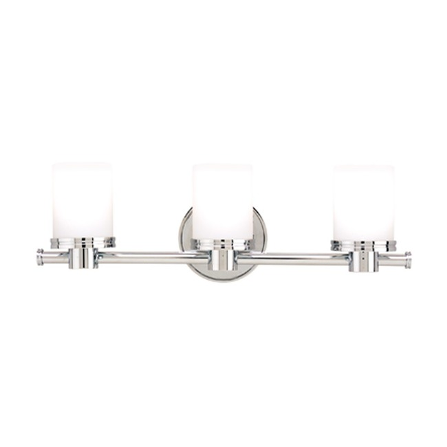 Southport Bath Bar by Hudson Valley Lighting | 2053-PC