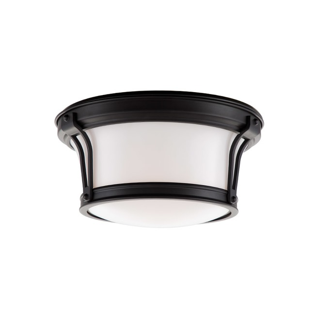 Newport Flush Ceiling Mount by Hudson Valley Lighting | 6510-OB