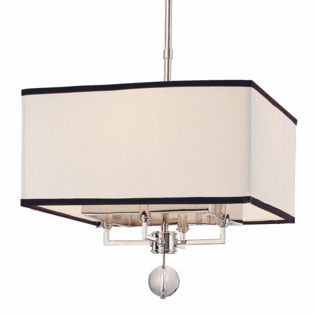 Gresham Park Pendant by Hudson Valley Lighting | 5644-PN