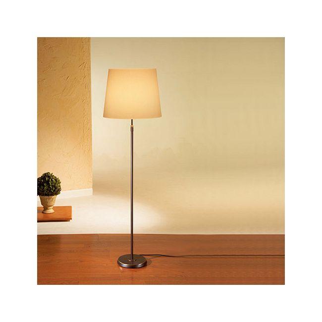 Illuminator 6354 Wide Shade Floor Lamp by Holtkoetter   6354-HBOB-KPRG