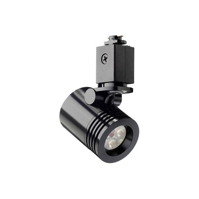 TL114 LED Mini-Cylinder Track Fixture 12V by Juno Lighting | TL114G230K80CRINFLBL