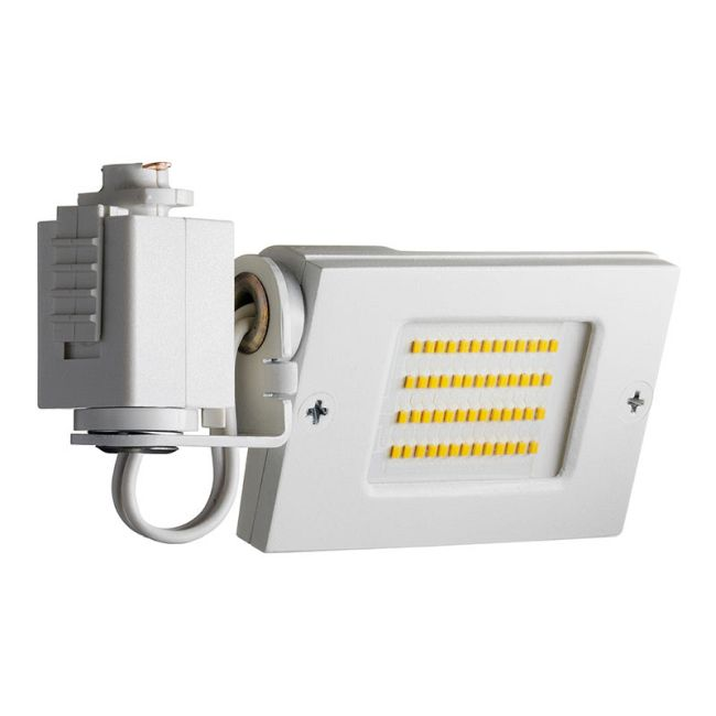 TL103 LED Mini-Flood Track Fixture 12V by Juno Lighting | TL103L30K80CRIWH