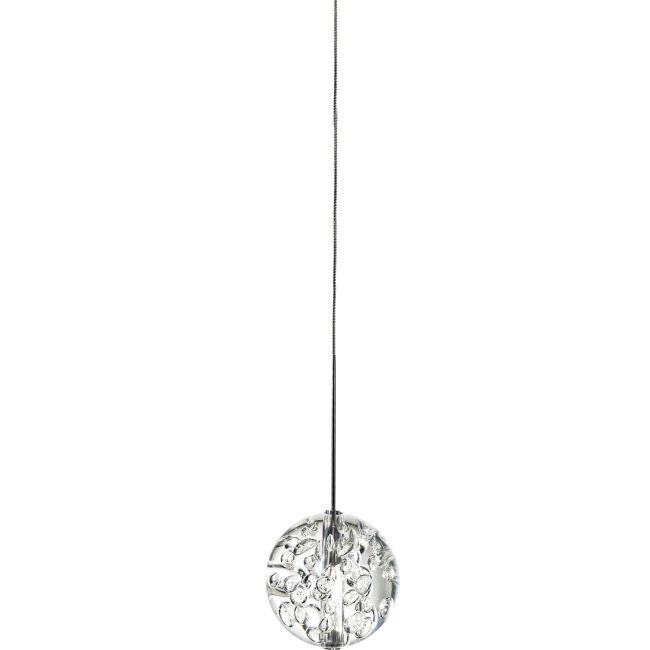FJ Bubble Ball Pendant 12V by PureEdge Lighting | fj-bbcl-10ft-12-sn