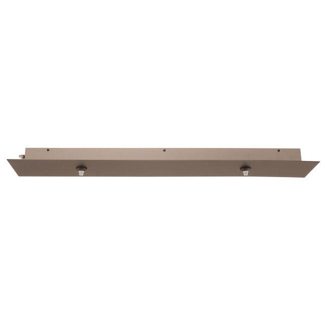 Fast Jack Linear 2 Port Canopy by PureEdge Lighting   fjp-26re-2-bz