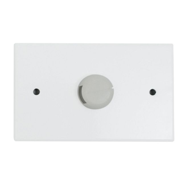 Rectangle Junction Box Cover  by PureEdge Lighting | 3RE-WH