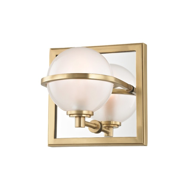 Axiom Bathroom Vanity Light  by Hudson Valley Lighting