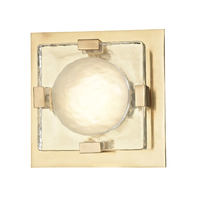 Bourne Wall / Ceiling Light  by Hudson Valley Lighting
