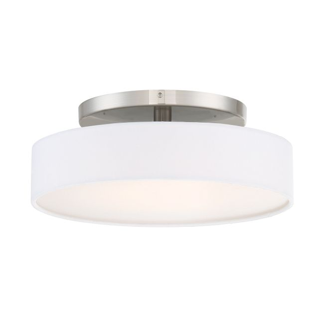 Manhattan Semi Flush Ceiling Light  by WAC Lighting