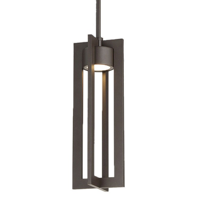 Chamber Outdoor Pendant  by WAC Lighting