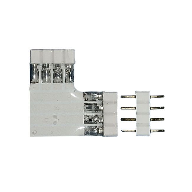 Soft Strip L Connector by PureEdge Lighting | ss-cl