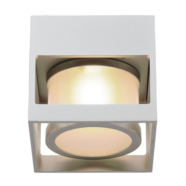 Cube-O Wall/Ceiling Light by PureEdge Lighting | CUBEO-H1-SA