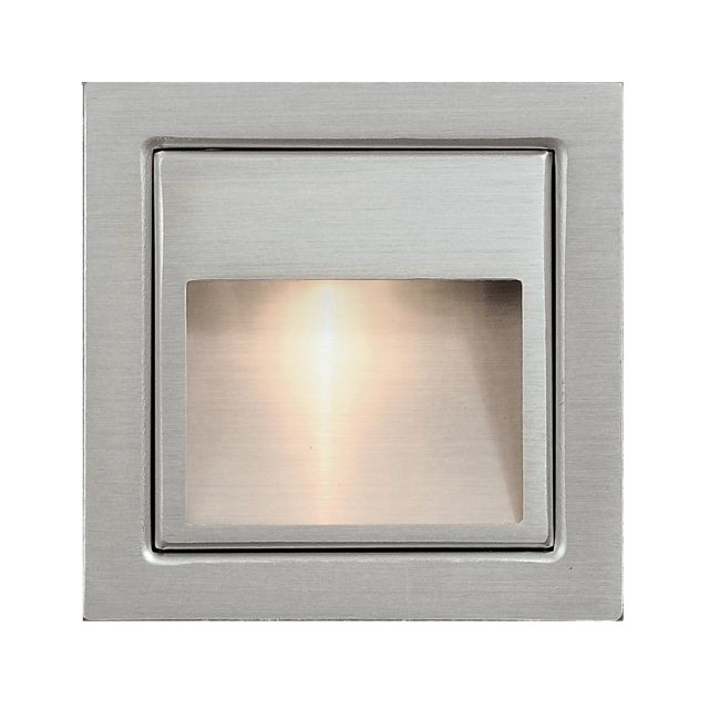 Step Halogen Companion Wall Recessed by PureEdge Lighting | step-kit-h1s-sa