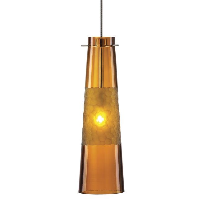 FJ Bonn Pendant by LBL Lighting | HS461AMBZ1B50FSJ