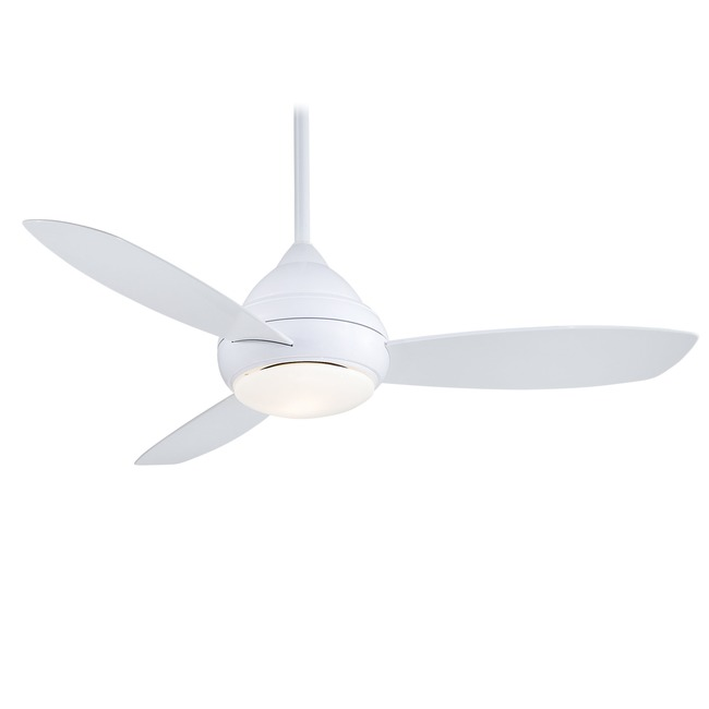 Concept I 52 inch Outdoor Ceiling Fan with Light  by Minka Aire
