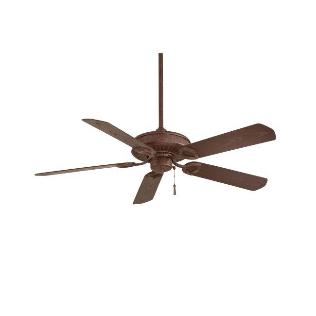 Sundowner Ceiling Fan by Minka Aire   F589-VRT