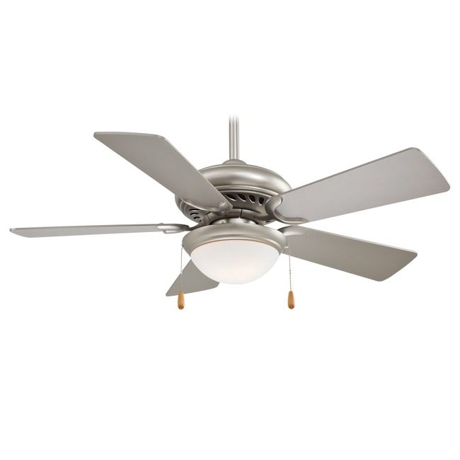 Supra 44 inch Ceiling Fan with Light  by Minka Aire