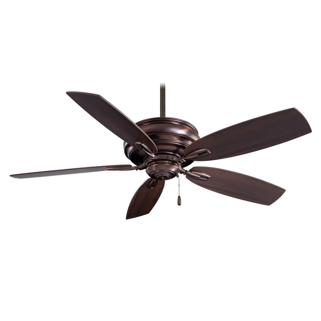 Timeless Ceiling Fan by Minka Aire | F614-DBB