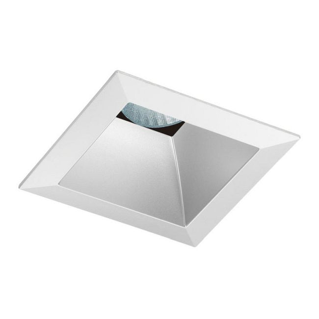 437SQ 3.25 Inch Square Deep Downlight Reflector Trim  by Juno Lighting