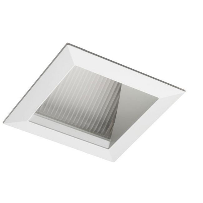 439SQ 3.25 Inch Square Lensed Wall Wash Trim  by Juno Lighting