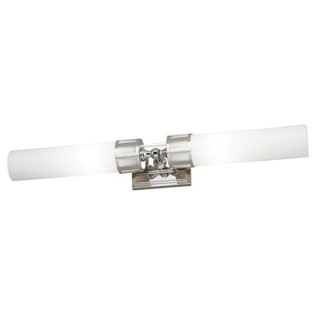 Astor 2 Light Bath Bar by Norwell Lighting | 9652-CH-SO