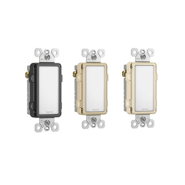 Nightlight Switch - Overstock - Discontinued  by Legrand Radiant