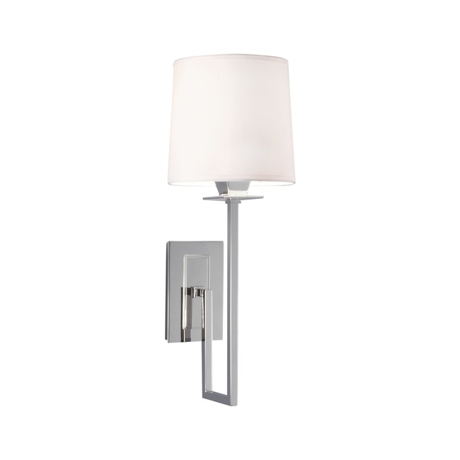 Maya Wall Sconce by Norwell Lighting | 9675-pn-ws