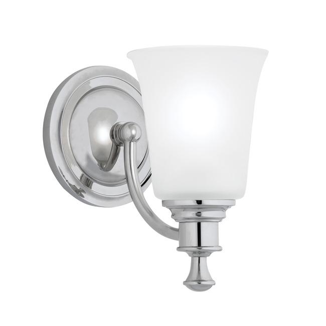Sienna Bath Bar 2-Light by Norwell Lighting | 9721-CH-FR