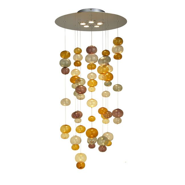 Bolle Suspension by Oggetti | 25-601
