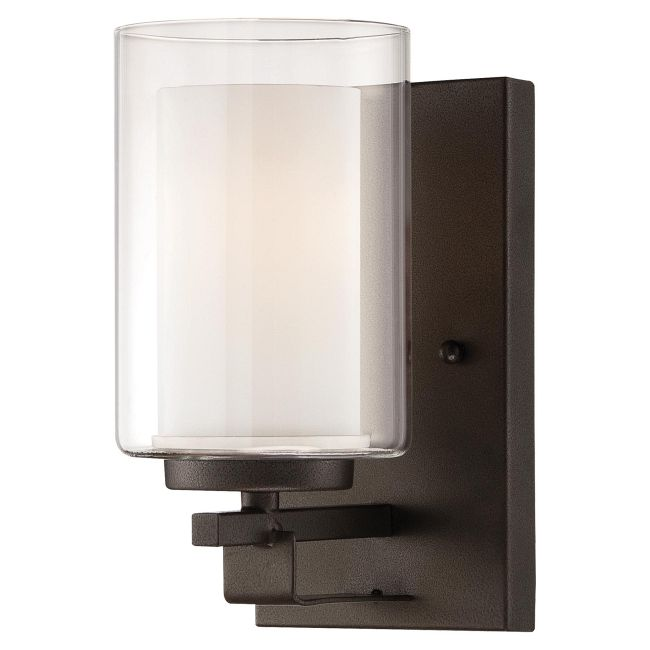 Parsons Studio Wall Sconce  by Minka Lavery